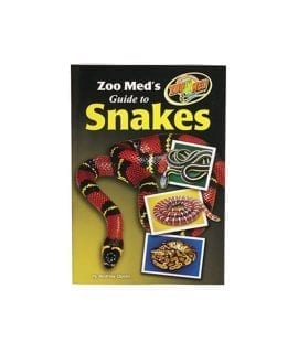 Zoo Med Guide to Snakes, ZB-12