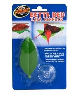 Zoo Med Betta Bed Leaf Hammock, Large BL-21E