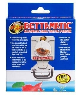 Zoo Med Bettamatic Daily Betta Feeder, BF-1E
