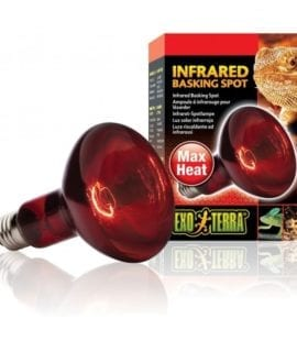 Zoo Med Infrared Heat Lamp 50W ES, RS-50