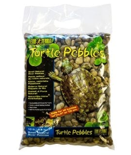 Exo Terra Turtle Pebbles Sm 8 10mm 4 5Kg PT3830