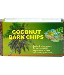 Lucky Reptile Coconut Bark Chips CB M