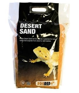 Sand Substrates