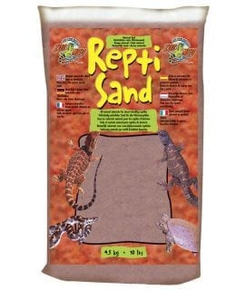Zoo Med Repti Sand Natural Red 4 5Kg SR 10