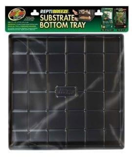 ZM ReptiBreeze Substrate Bottom Tray Med, NT-12T